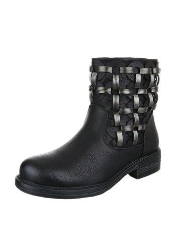 GLOSSY Damen boots