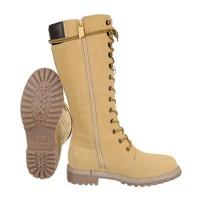 Dames Boots  camel
