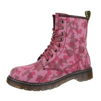 Dames Boots - camouflage