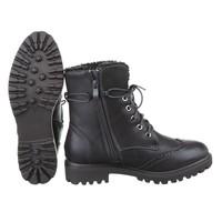 Dames Boots grijs