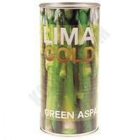 Groene asperges in blik - 425 gram  (per 6 blikken)
