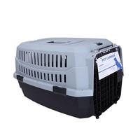 MPets Katten onderweg Transportbox Large grijs