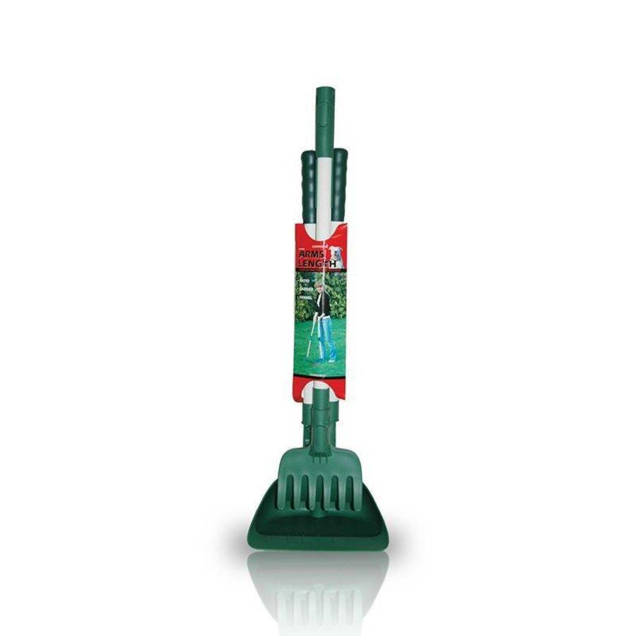Company of Animals Verzorging Arms length poepschep groen