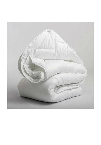 Sleeptime Couette Micro Touch 4-Saisons  Blanc