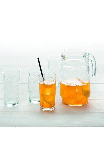Montana 7-delige schenkkan set van glas