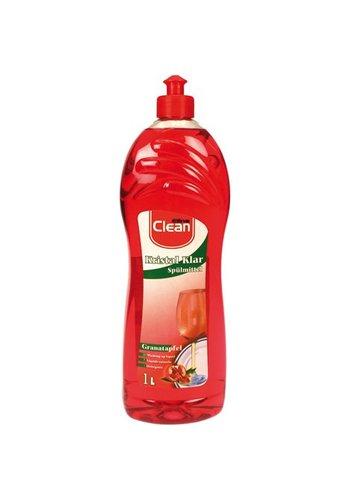 Elina Elina Afwasmiddel granaatappel 1 liter rood