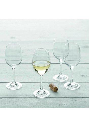 Montana Witte wijnglas 0,31L 6 stuks