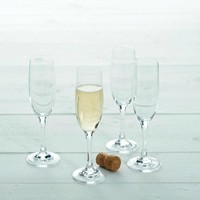Montana Champagnerglas 0,18L 6 Stücke