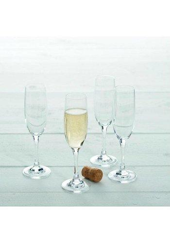 Montana Champagneglass 0.18L 6 pieces