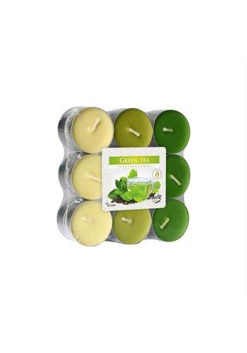 Bispol Bispol Geurtheelicht green tea 18 stuks