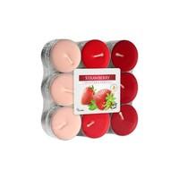 Bispol Scented light strawberry 18 pieces