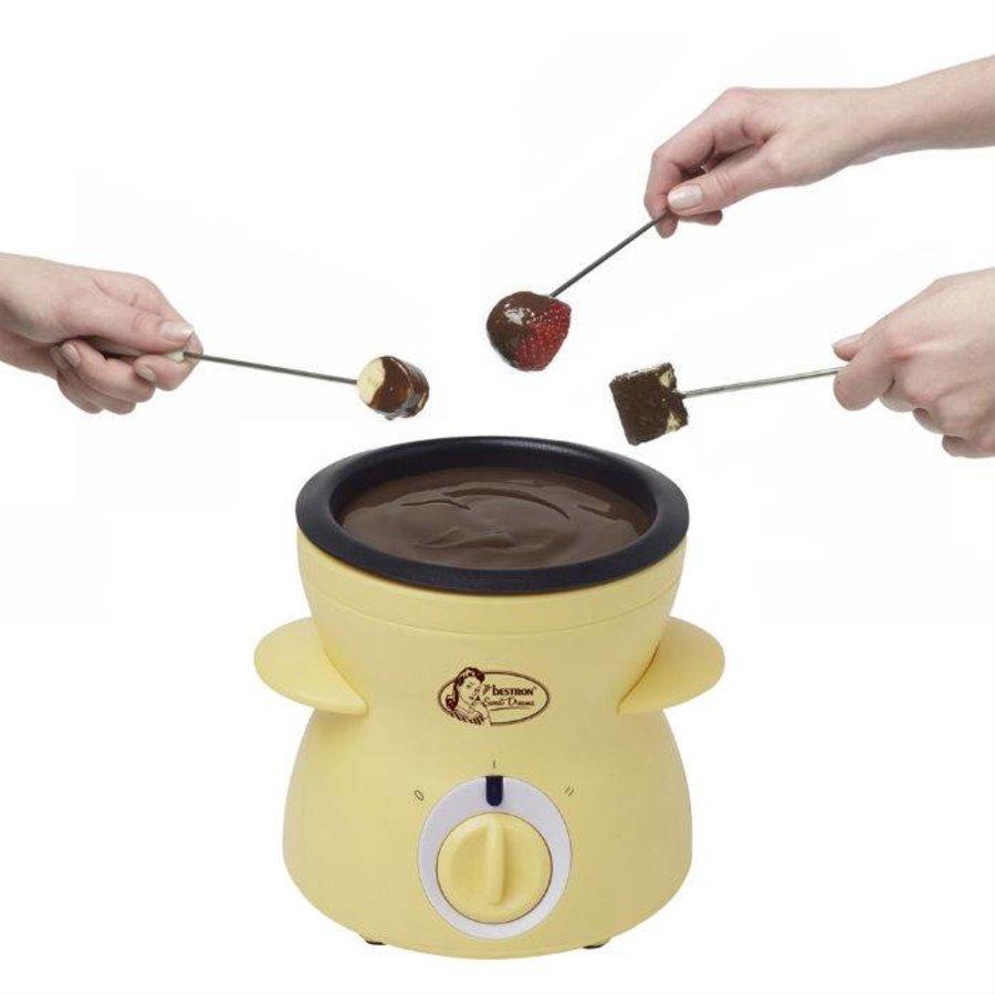 Bestron Schokoladenfondue 0,3L 25W