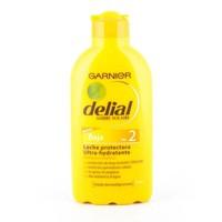 Garnier Ambre Solaire delial sonnenmilch LSF 2 200 ml