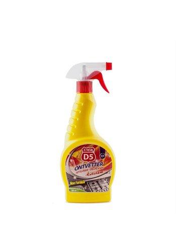 D5 X-treme Kitchen cleaner 500ml