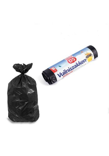 D5 X-treme Sacs poubelle 60 Litres 10 pièces