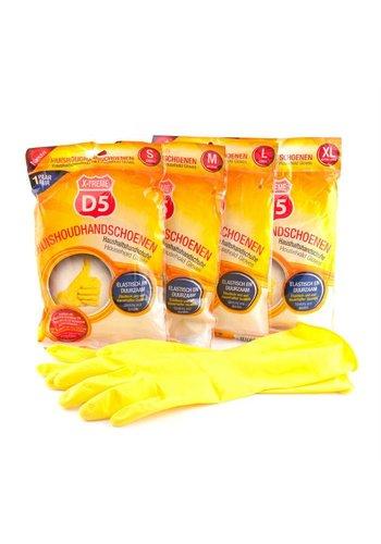 D5 X-treme Household gloves large