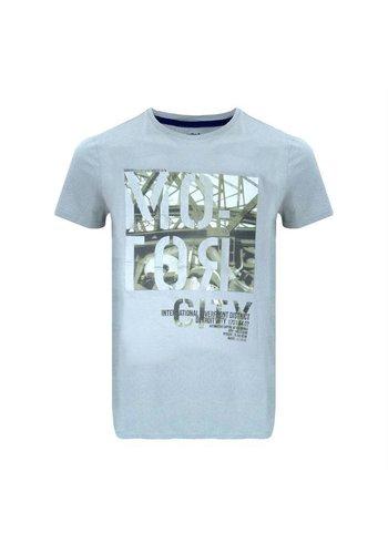 Celio T-shirt de Celio- Gris