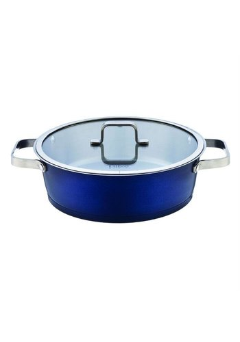 Falez Pan rôti Chroma en acier inoxydable de 26 cm