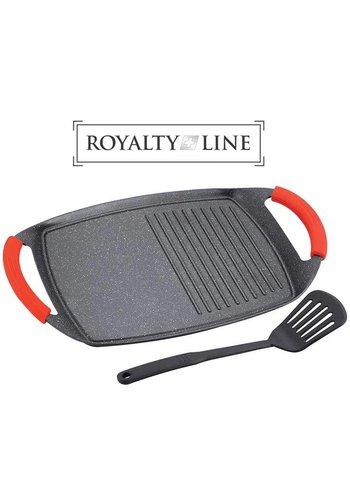 Royalty Line  Royalty Line  Plaque de gril 47 cm