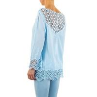 Damen-Bluse-von-So-Sweet-blue