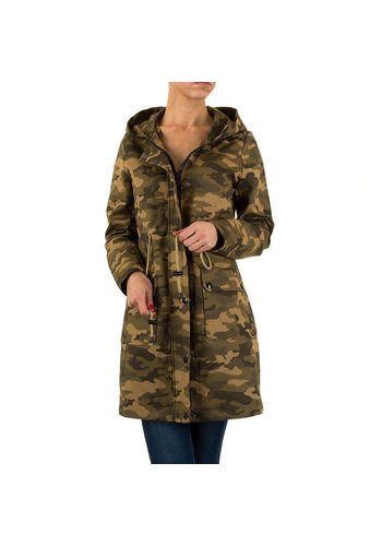 HF-Fashion Dames Jack van Hf-Fashion camouflage