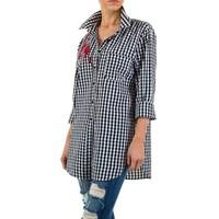 Damen Tunika von Shk Mode - black