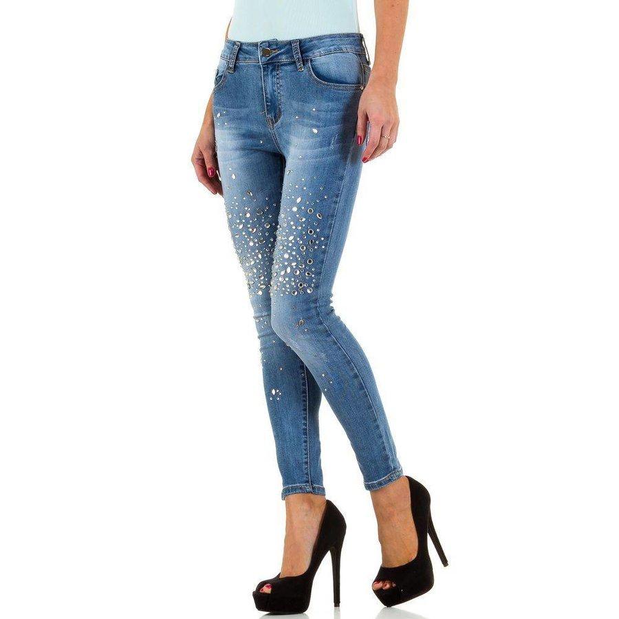 Damen Jeans von Sixte Jeans - blue