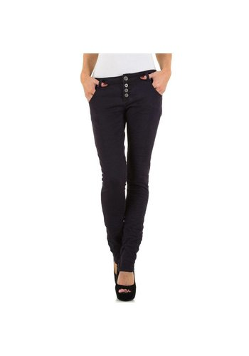 Remixx Denim Dames Jeans van Remixx Denim - Zwart