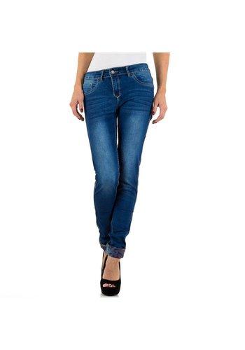 G-Smack Dames Jeans van G-Smack - Blauw