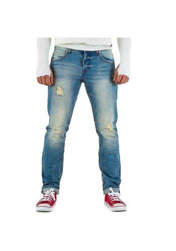 ORIGINAL ADO Damen Jeans von Original Ado - blue