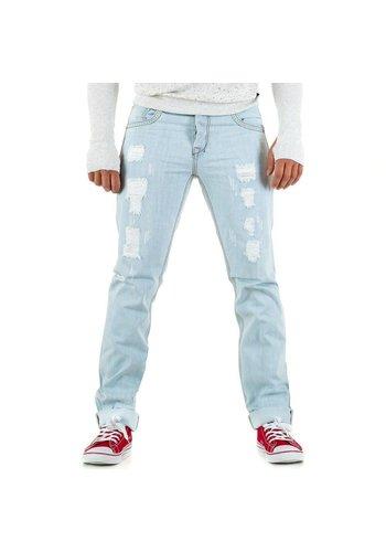 12PM Jeans Dames Jeans van 12Pm Jeans - L.blue