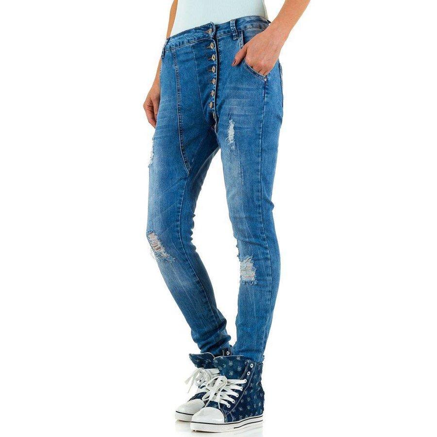 Damen Jeans von Gold Sk - blue