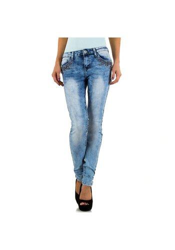 Dames Jeans  Lantis - L.blue