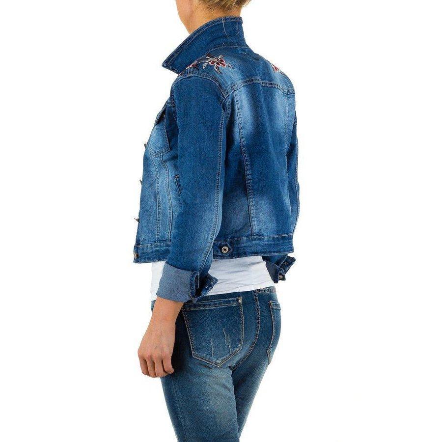 Damen Jacke von G Smack - blue
