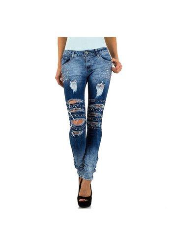 Dames Jeans  Original Denim - blue