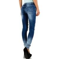 Damen Jeans von Original Denim - blue