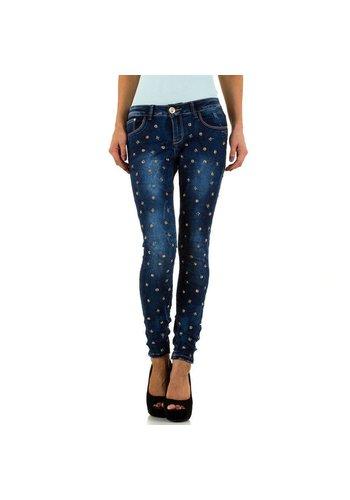 Dames Jeans  Original Denim - DK.blue