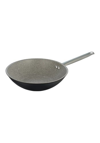 Falez Wokpan graniet grand and black 28 cm