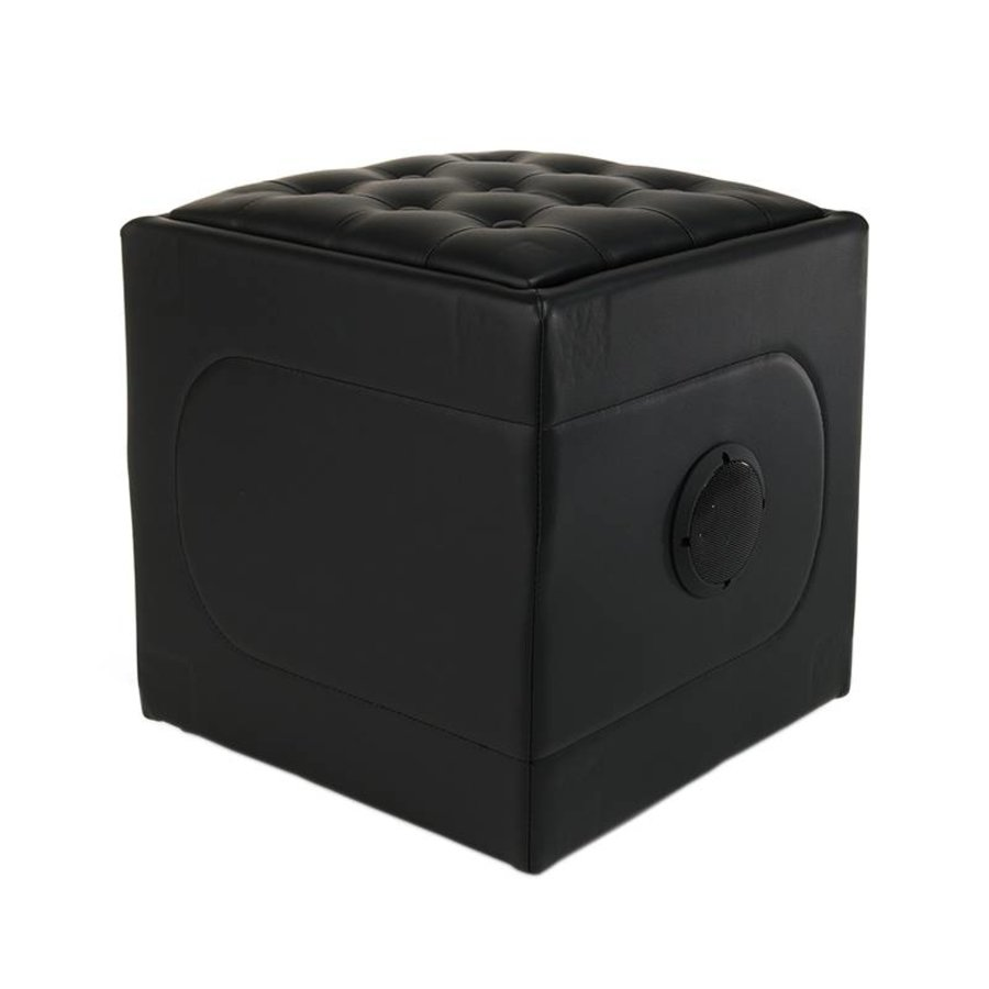 Soundlogic Ottoman speaker poef