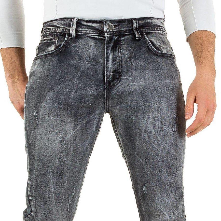 Herren Jeans von Black Ace - grey