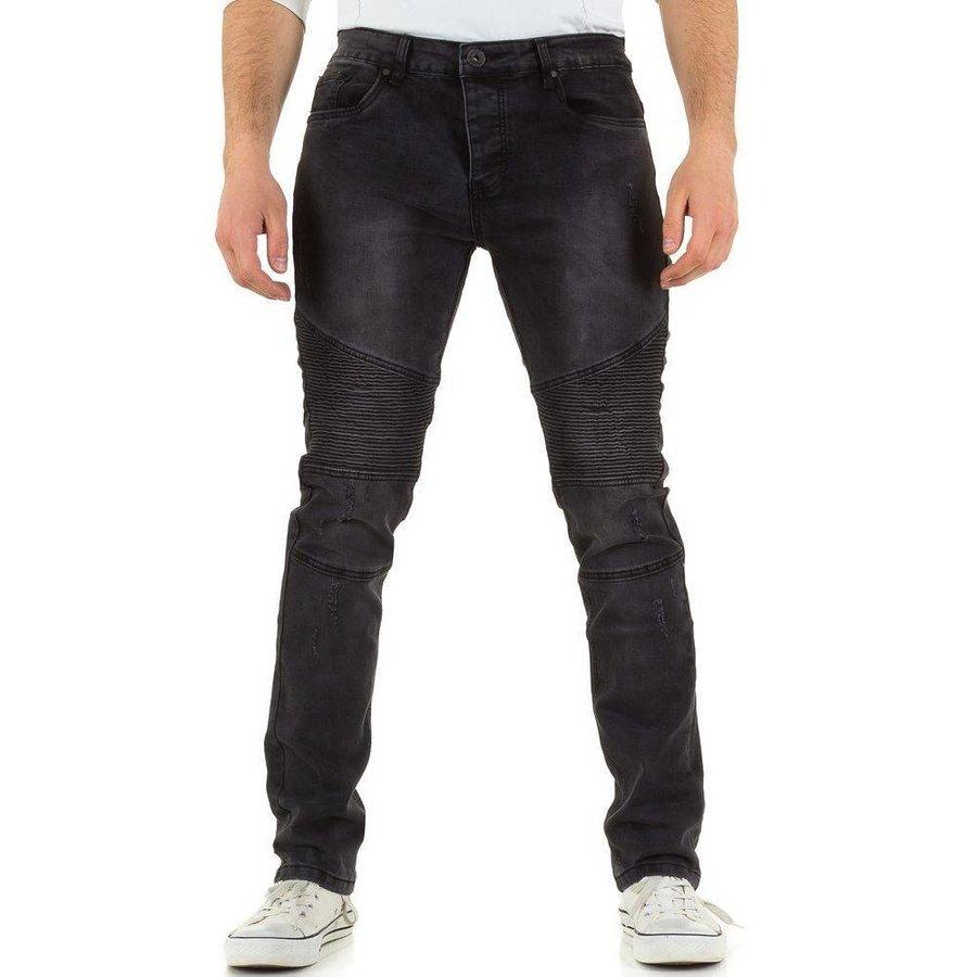 Herren Jeans von Black Ace - black