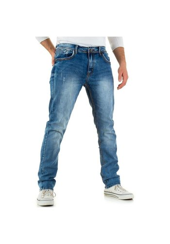Heren Jeans  Black Ace - blue