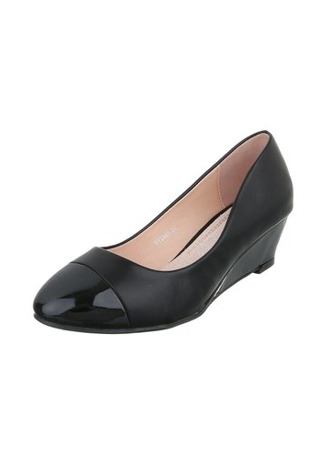 Dames Ballerinas - zwart
