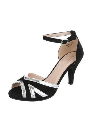 Damen Sandalen - black