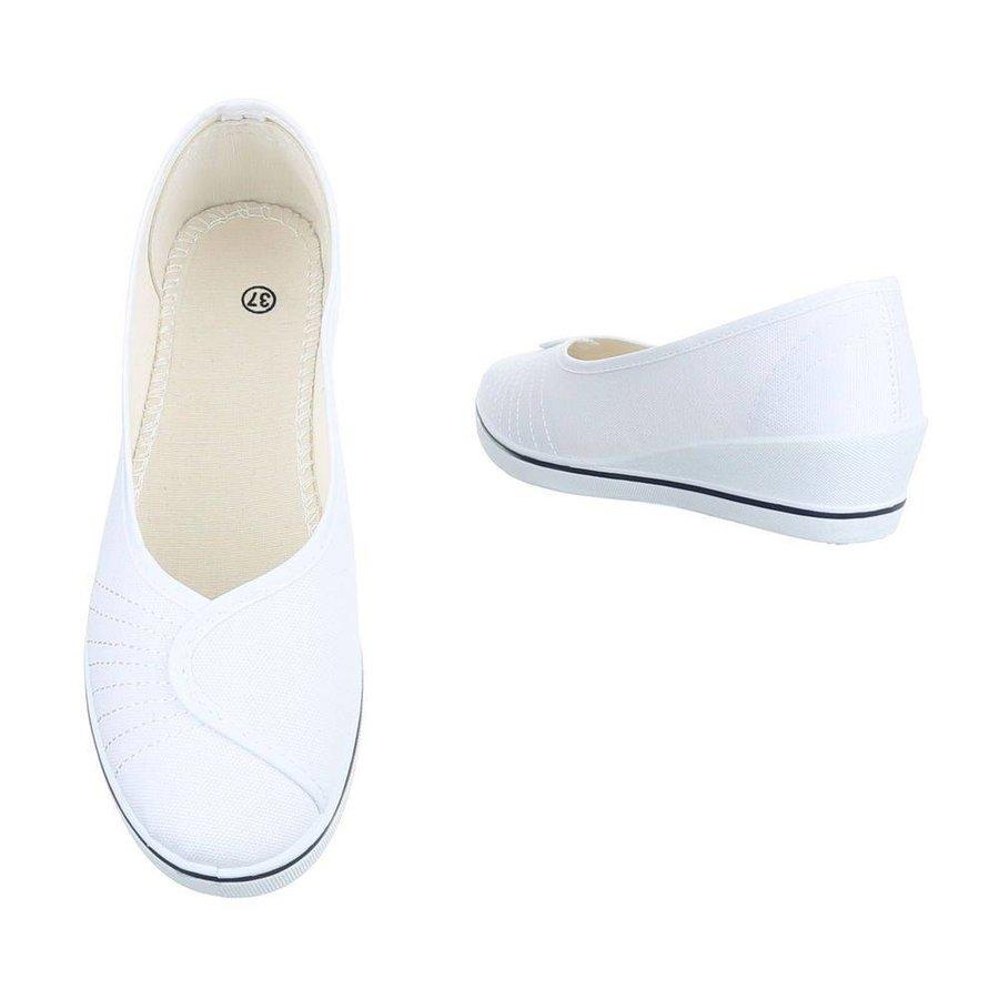 Damen Freizeitschuhe - white