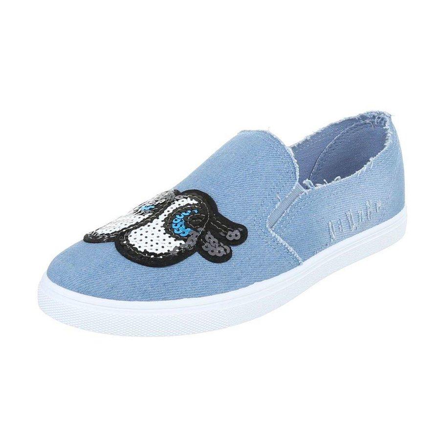 Damen Freizeitschuhe - blue