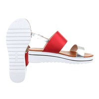 Damen Sandalen - red