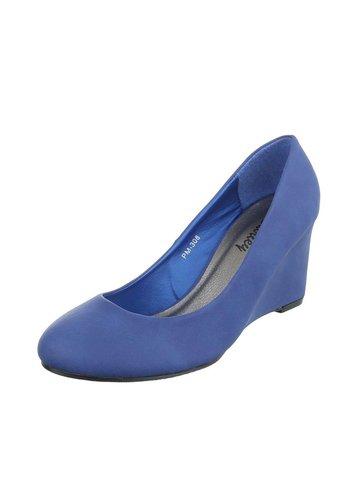 Dames Sleehakken - Blauw