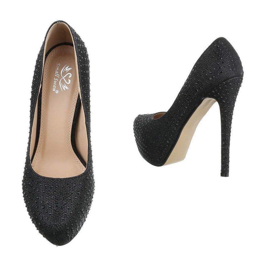 Damen High Heels - black