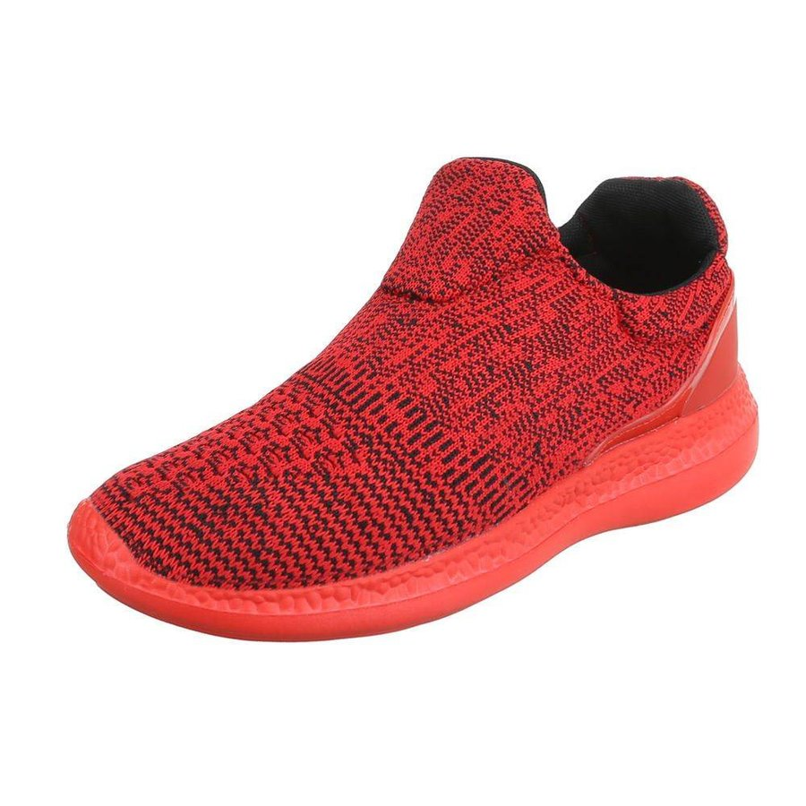 Damen Sportschuhe - red